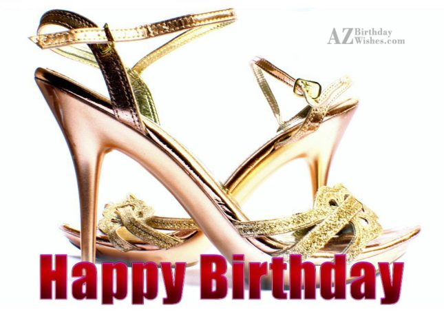I wish you a very happy birthday - AZBirthdayWishes.com