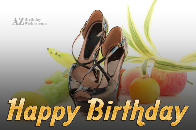Happy Birthday to you - AZBirthdayWishes.com