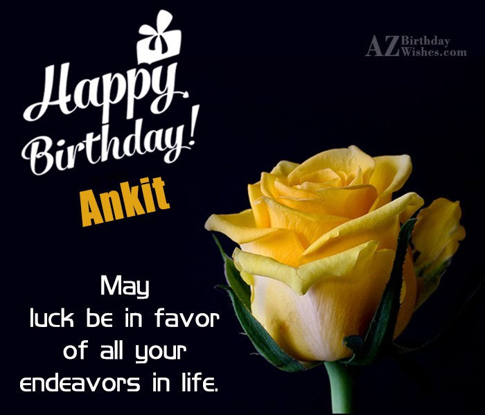 Image result for happy birthday ankit