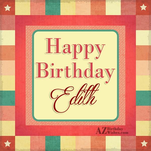 Happy Birthday Kim - AZBirthdayWishes.com