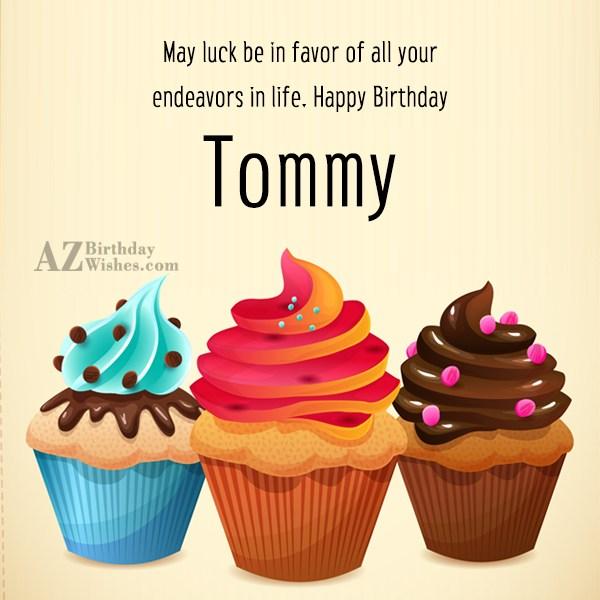 Happy Birthday Tasha Cake