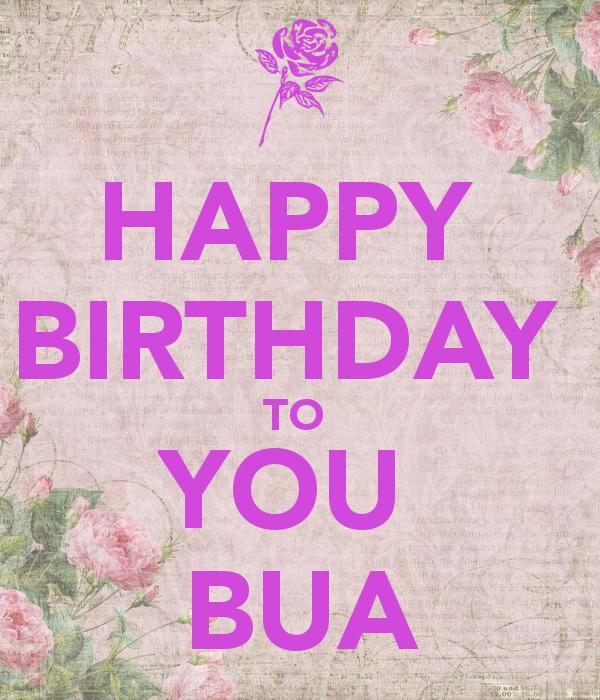 Happy Birthday to you bua… - AZBirthdayWishes.com