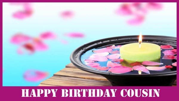 Happy Birthday cousin… - AZBirthdayWishes.com