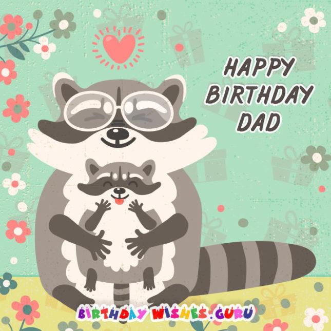 Happy Birthday Dad… - AZBirthdayWishes.com